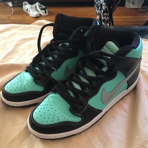 "e31d44d00a03 ADS Nike Tiffany blue Dunk ""Diamond"" sz 11. M 5b312456a31c331c336abfe0"